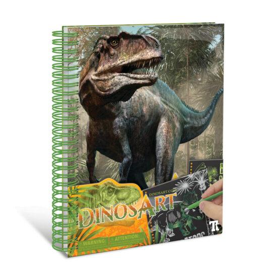 Dinosart Creative Book