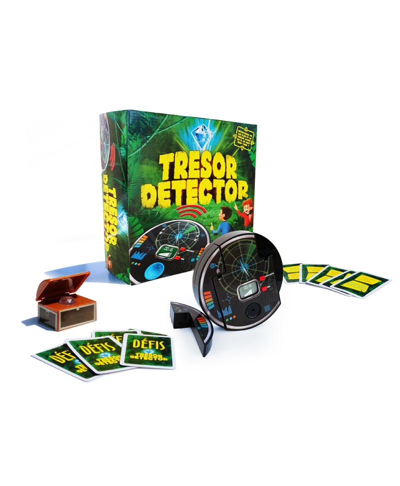 Tresor detector