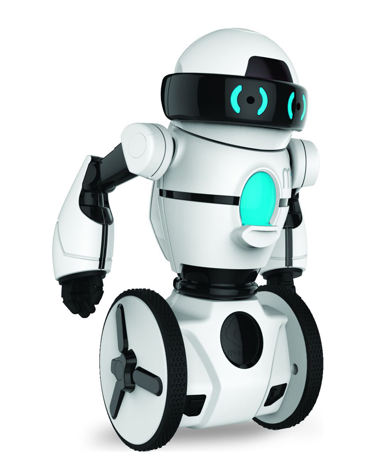 Robot connecté Woowee MIP blanc