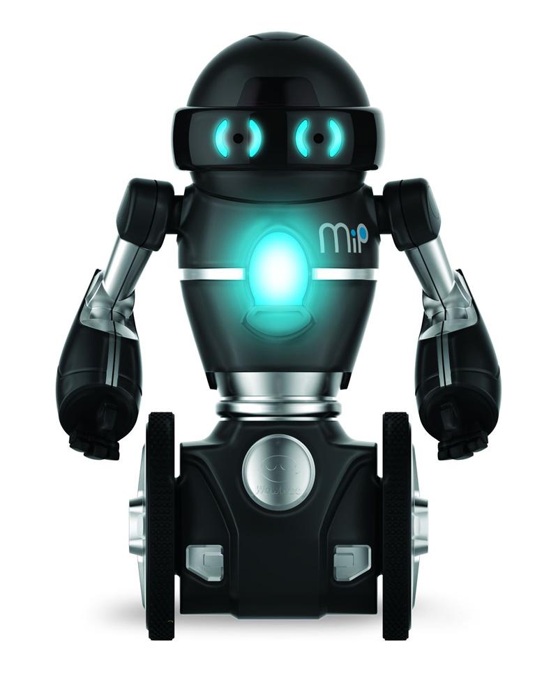 Robot connecté Woowee MIP noir