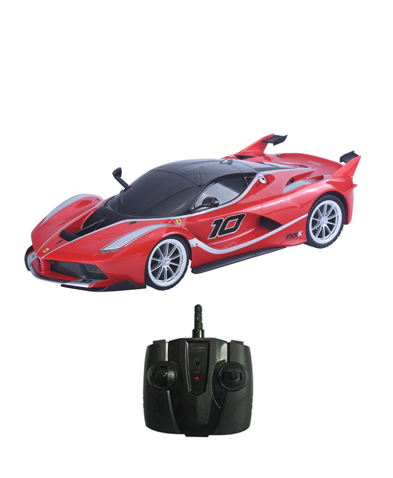 ferrari fxxk usb 2 4g rc 1 18 paka distribution. Black Bedroom Furniture Sets. Home Design Ideas