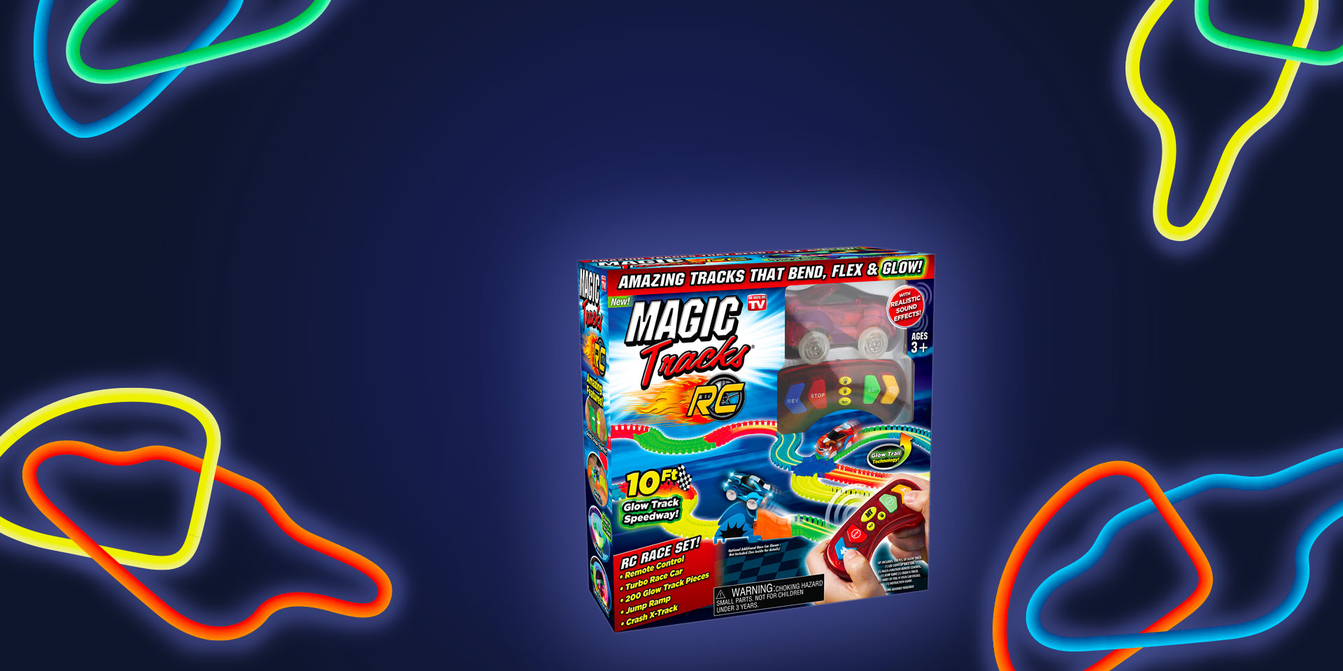 Magic Tracks Turbo