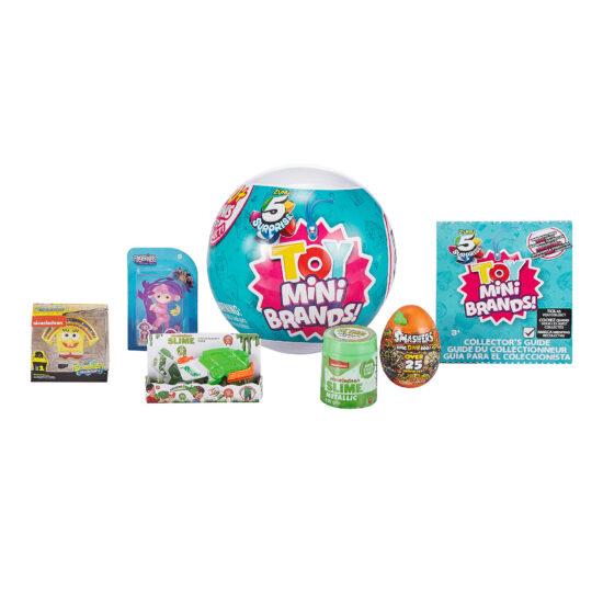 5 Surprises Mini Toy Brand