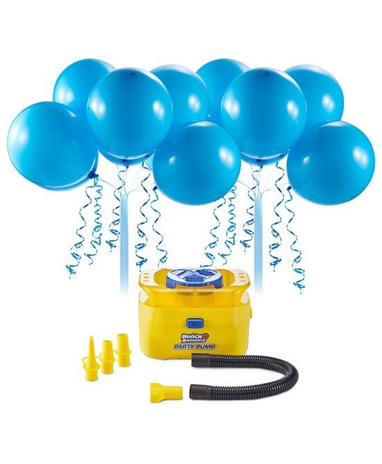 Bunch O Balloons Party pompe + ballons bleus