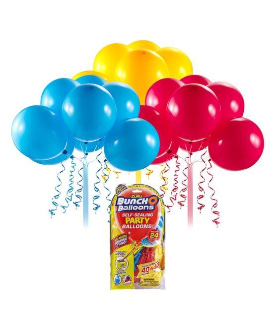 Bunch O Balloons Party refill ballons bleus, rouges, jaunes
