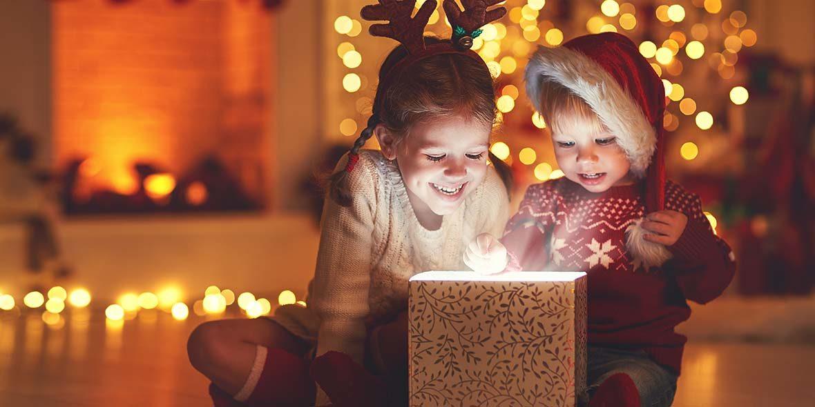 Cadeaux de Noël enfant 2019