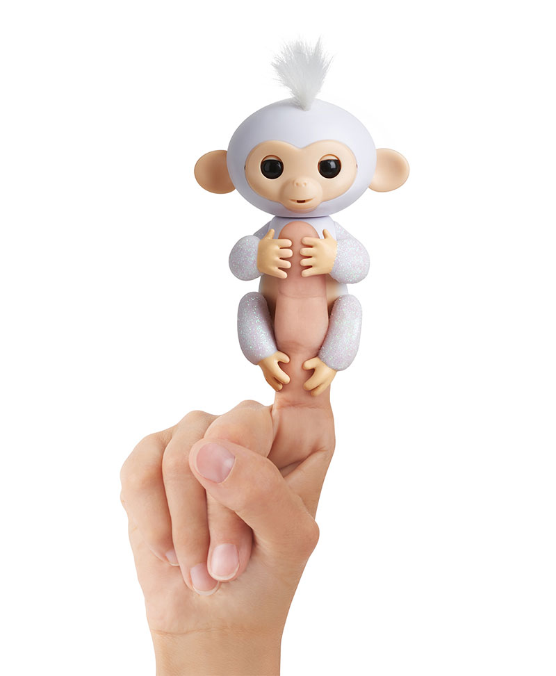 Fingerlings WowWee singe monkey