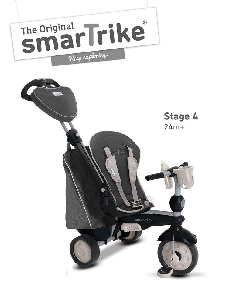 Pousette/Tricycle SmarTrike 5 en 1
