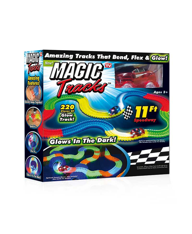 Magic Tracks Super Starter Pack