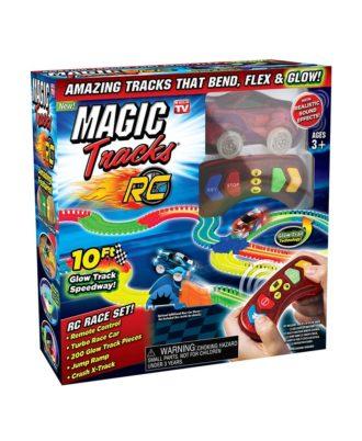 Magic Tracks Turbo. Voiture télécommandée
