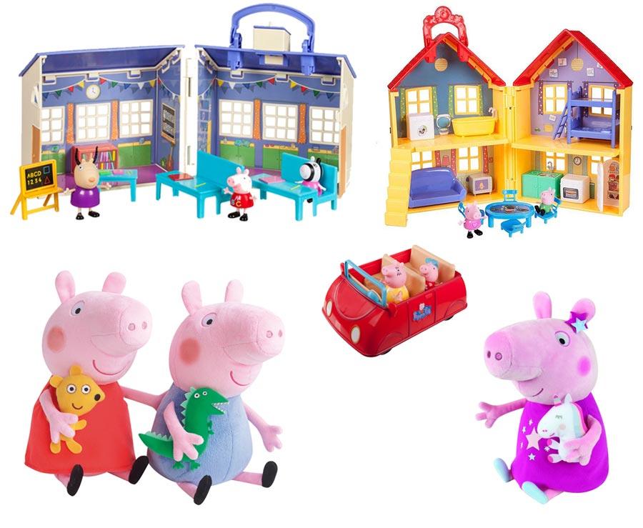 Peppa Pig jouets