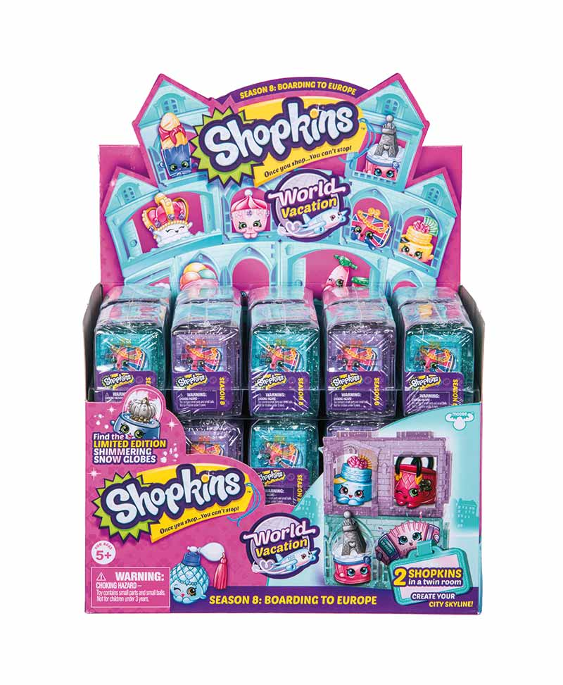 Shopkins S8 World Vacation