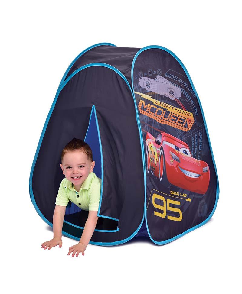 Tente pour enfant Cars 3
