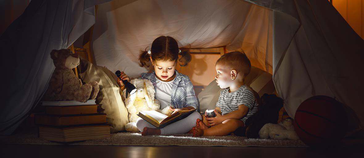 tente pour enfants