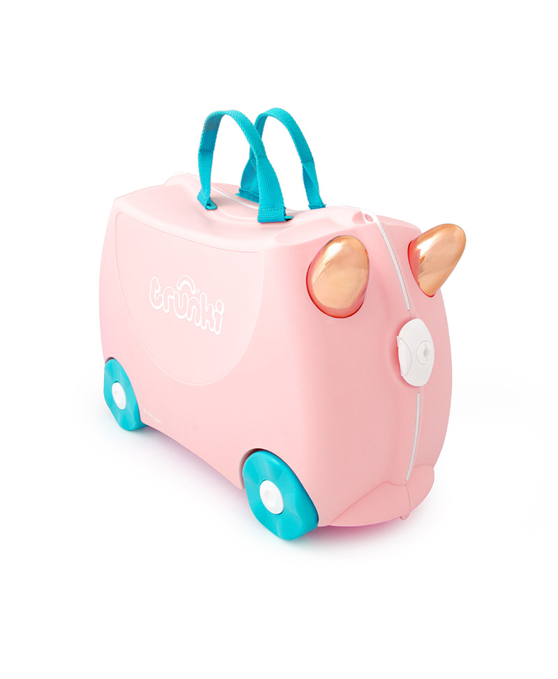 Valise Trunki Flossi Flamingo