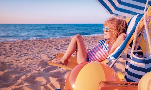 La valise idéale pour vos enfants cet été