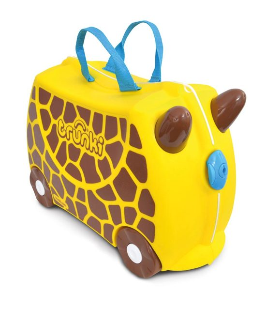 Valise Trunki Gerry la girafe