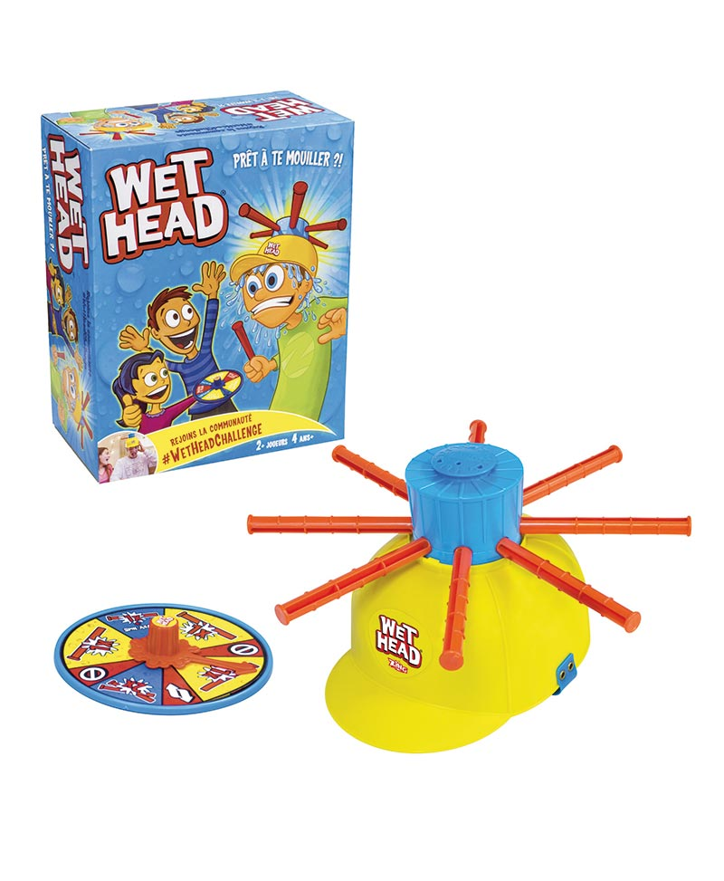 produit Wet head
