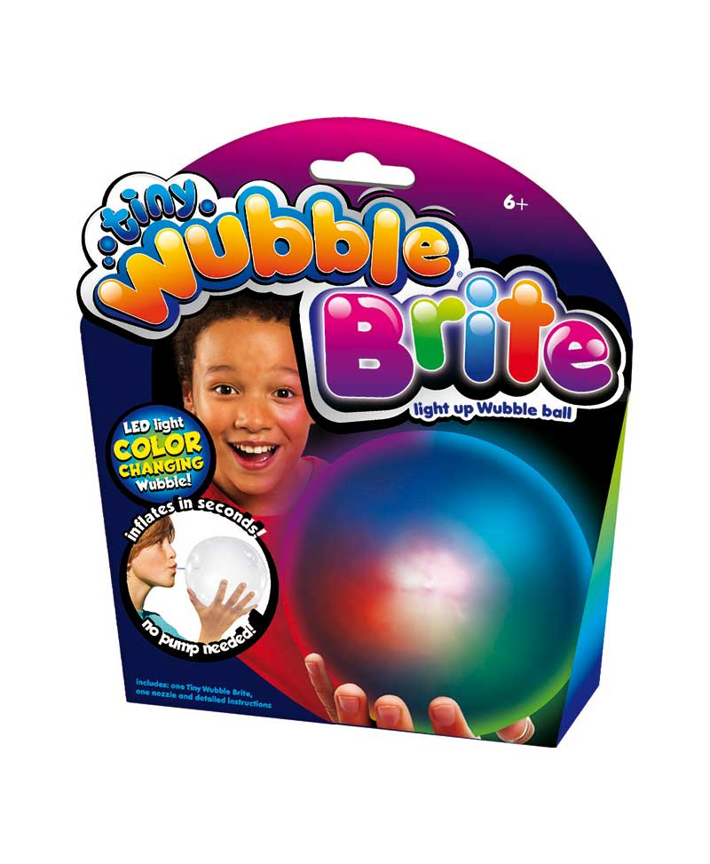 Wubble Bubble Brite