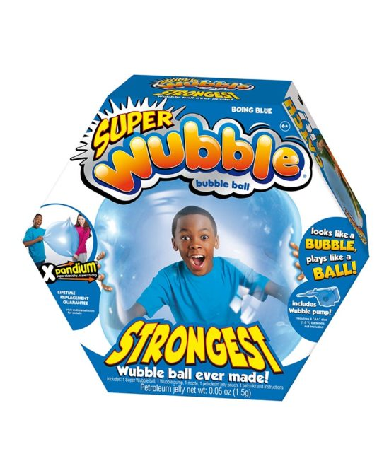 Super Wubble Bubble Ball